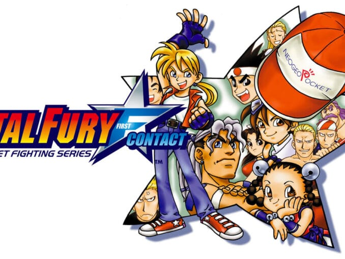 News - Fatal Fury First Contact available
