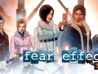 Release - Fear Effect Sedna