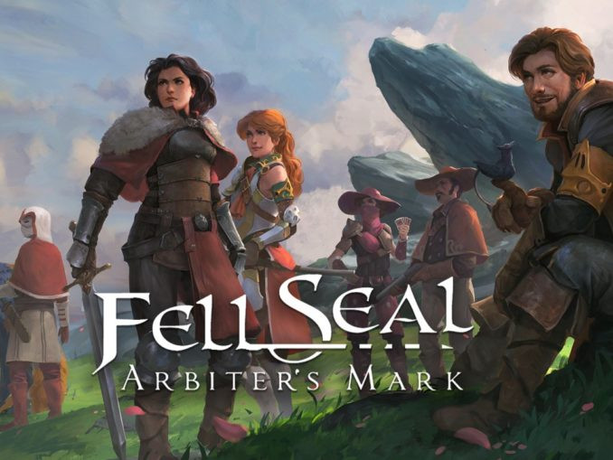 Release - Fell Seal: Arbiter's Mark