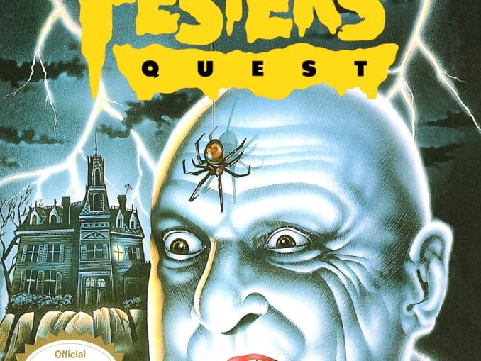 Release - Fester's Quest