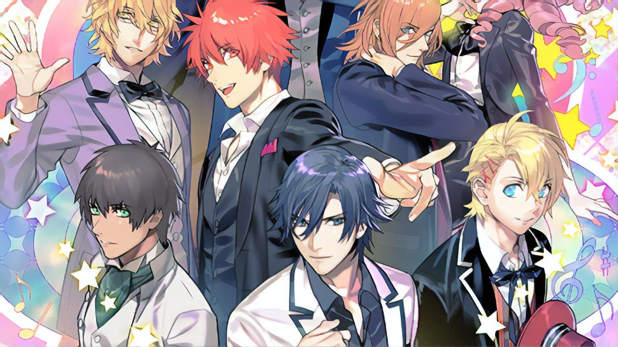 Uta No Prince Sama Amazing Aria & Sweet Serenade LOVE Special Happy Route Trailer