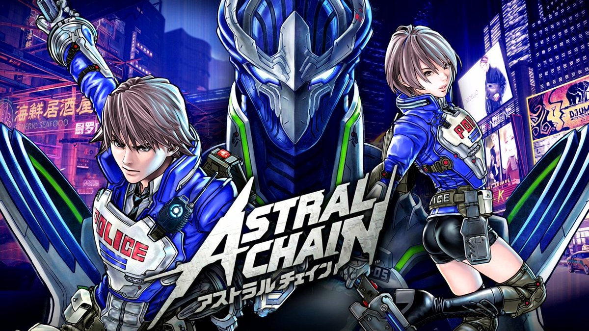 New Astral Chain Overview Trailer