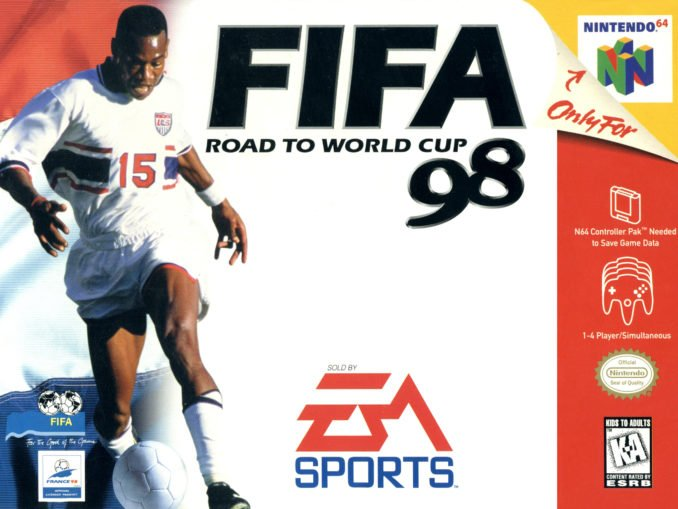 Release - FIFA: Road to World Cup 98
