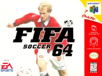 Release - FIFA Soccer 64