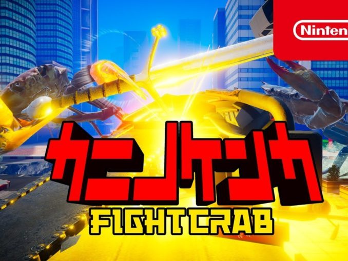 News - Fight Crab – New Overview Trailer