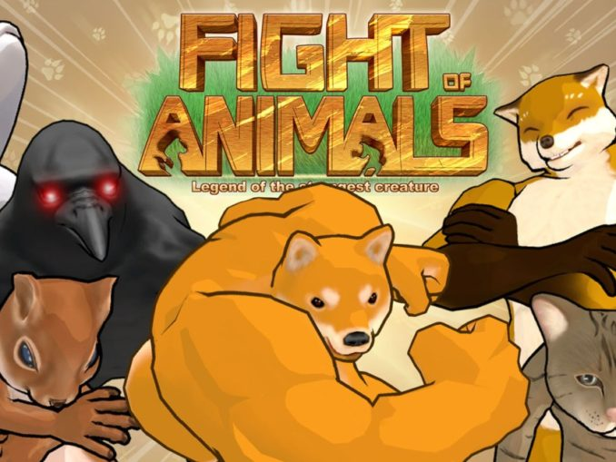 Release - Fight of Animals