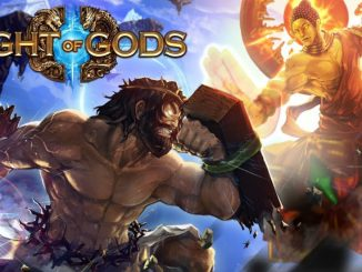 Fight Of Gods is coming