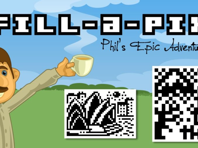 Release - Fill-a-Pix: Phil's Epic Adventure