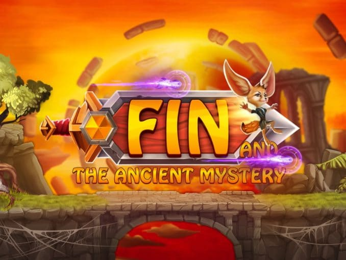 Release - Fin and the Ancient Mystery