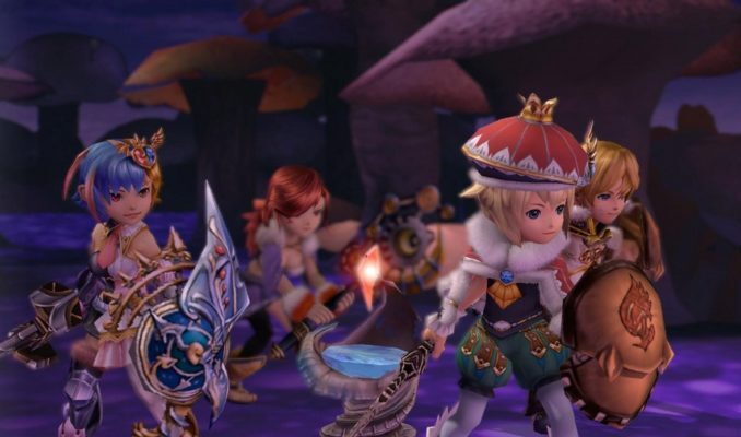 Nieuws - Final Fantasy Crystal Chronicles: Remastered – DLC onthuld, inclusief wapens en personages