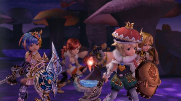 Final Fantasy Crystal Chronicles: Remastered – DLC onthuld, inclusief wapens en personages