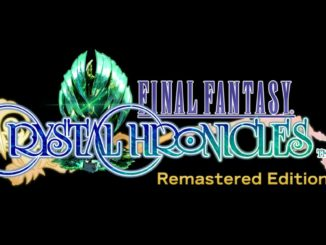 Release - FINAL FANTASY® CRYSTAL CHRONICLES™ Remastered Edition