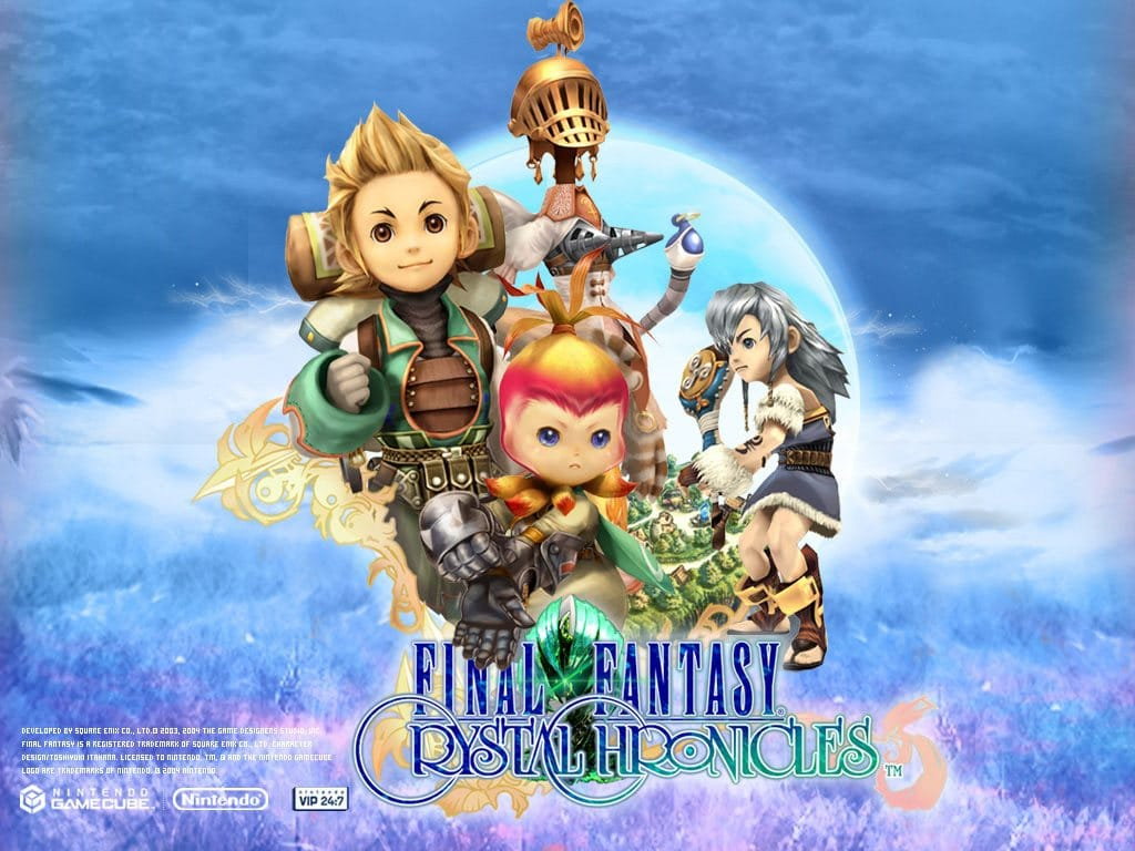 Final Fantasy Crystal Chronicles Remastered Edition aangekondigd