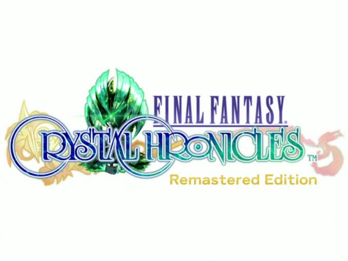 Nieuws - Final Fantasy Crystal Chronicles Remastered – Ondersteunt cross-play