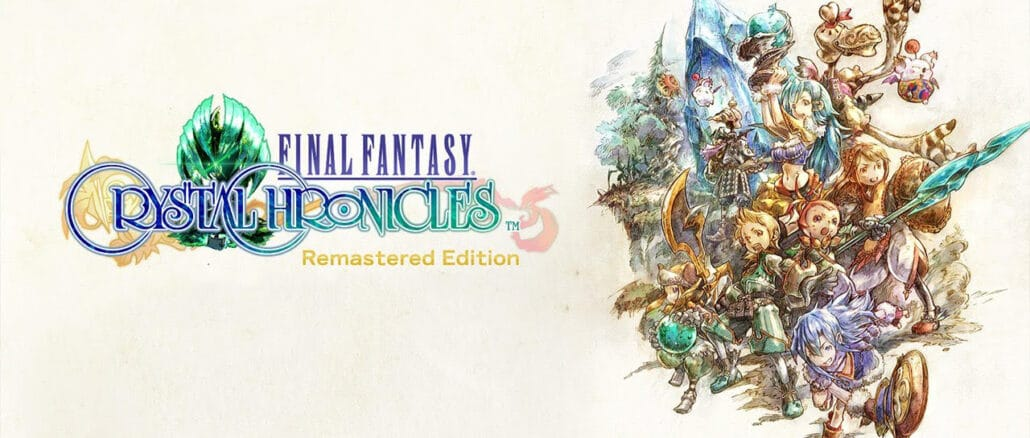 Final Fantasy Crystal Chronicles Remastered launches 27thAugust