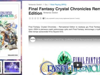 FINAL FANTASY – CRYSTAL CHRONICLES Remastered vermeld voor Augustus
