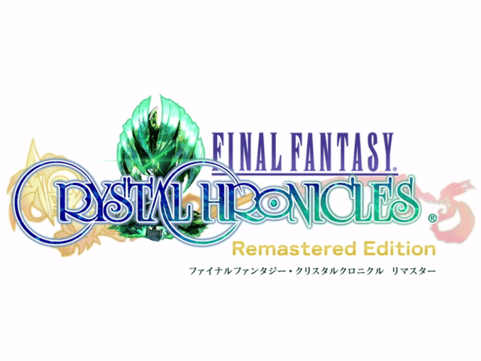 Nieuws - Final Fantasy Crystal Chronicles Remastered – Vertraagd tot Zomer 2020