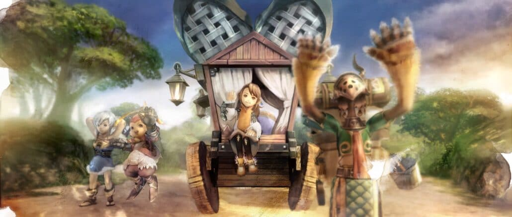 Final Fantasy: Crystal Chronicles Remastered – Versie 1.0.2