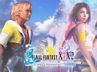 Release - FINAL FANTASY X | X-2 HD Remaster