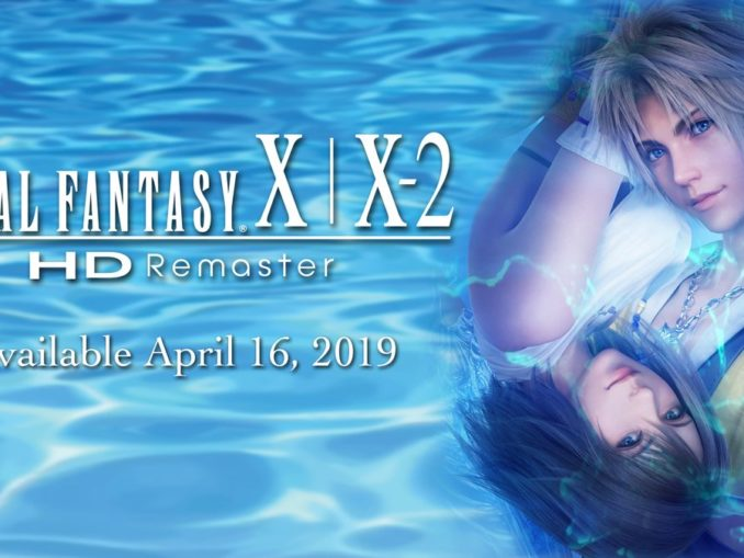 Nieuws - Final Fantasy X & X-2 HD Remaster – 16 April