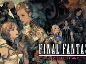 Release - FINAL FANTASY XII THE ZODIAC AGE