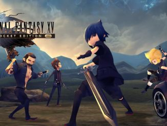 Final Fantasy XV Pocket Edition releases soon