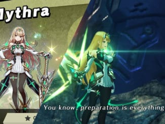 Finding Mythra's Super Smash Bros. Ultimate Costume