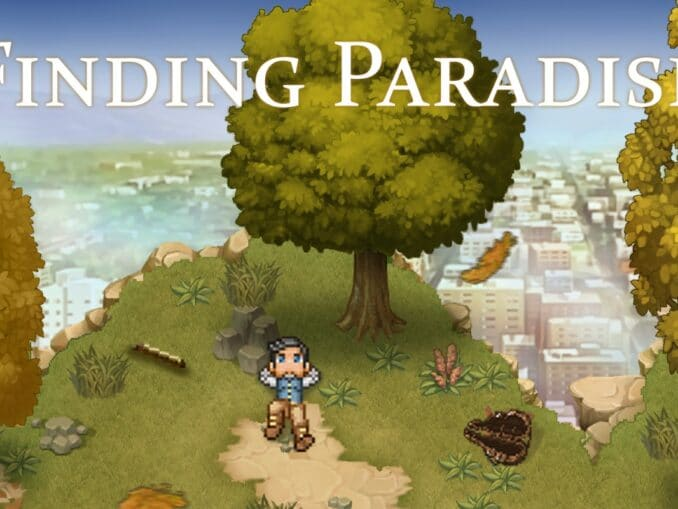 Release - Finding Paradise