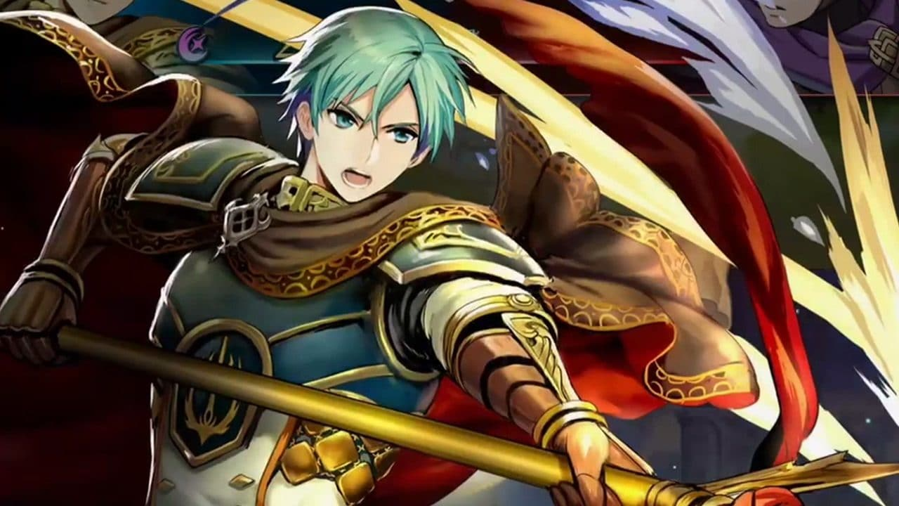 Fire Emblem Heroes – Four New Heroes from The BindingBlade