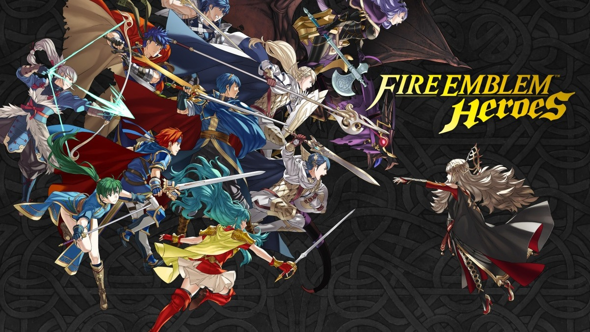 Fire Emblem Heroes iOS update vertraagd