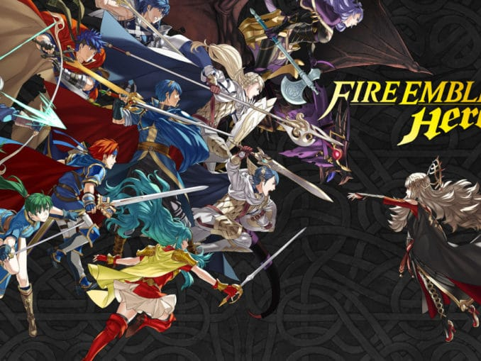 Nieuws - Fire Emblem Heroes – Legendary Hero