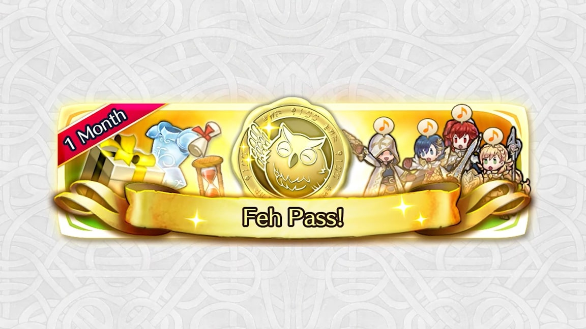 Fire Emblem Heroes – Monthly paid subscription service Feh Pass