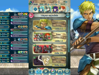 Fire Emblem Heroes – nieuwe Grand Hero – Cormag: Aloof Lanceman