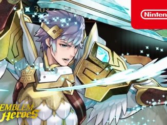 Fire Emblem Heroes – The Legendary Hero Hríd trailer