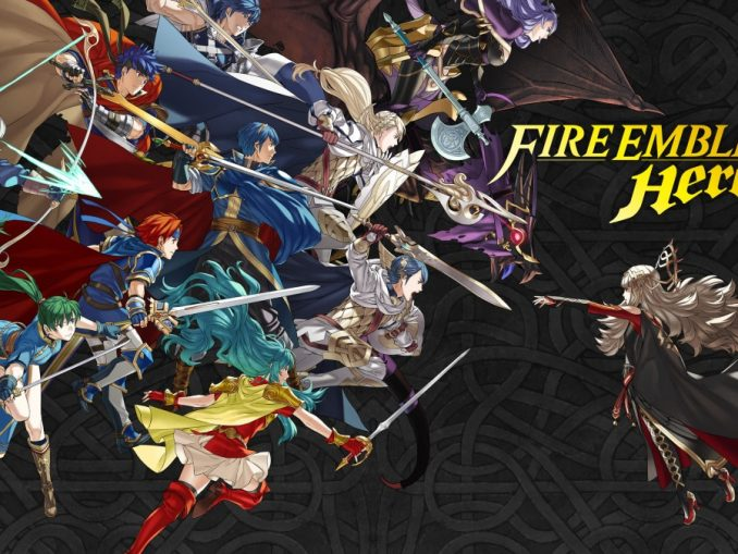 News - Fire Emblem Heroes – Wings Of Fate – trailer