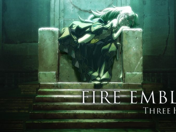 Release - Fire Emblem: Three Houses