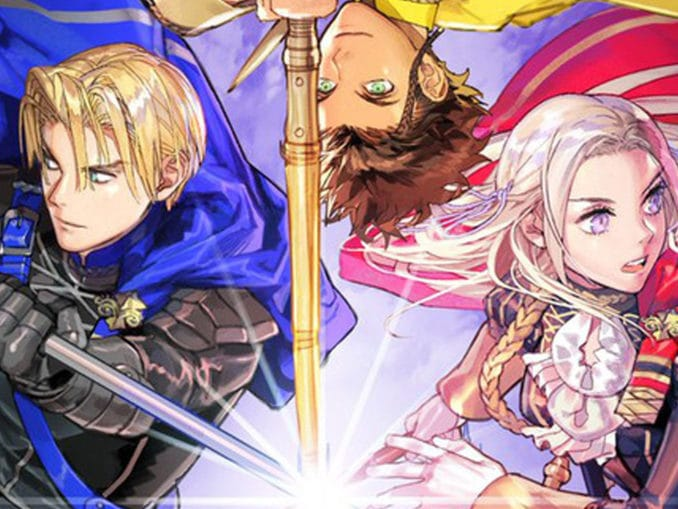 Nieuws - Fire Emblem: Three Houses – Accolades trailer
