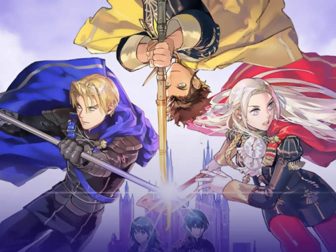 News - Fire Emblem: Three Houses – All paths together take over 200 hours