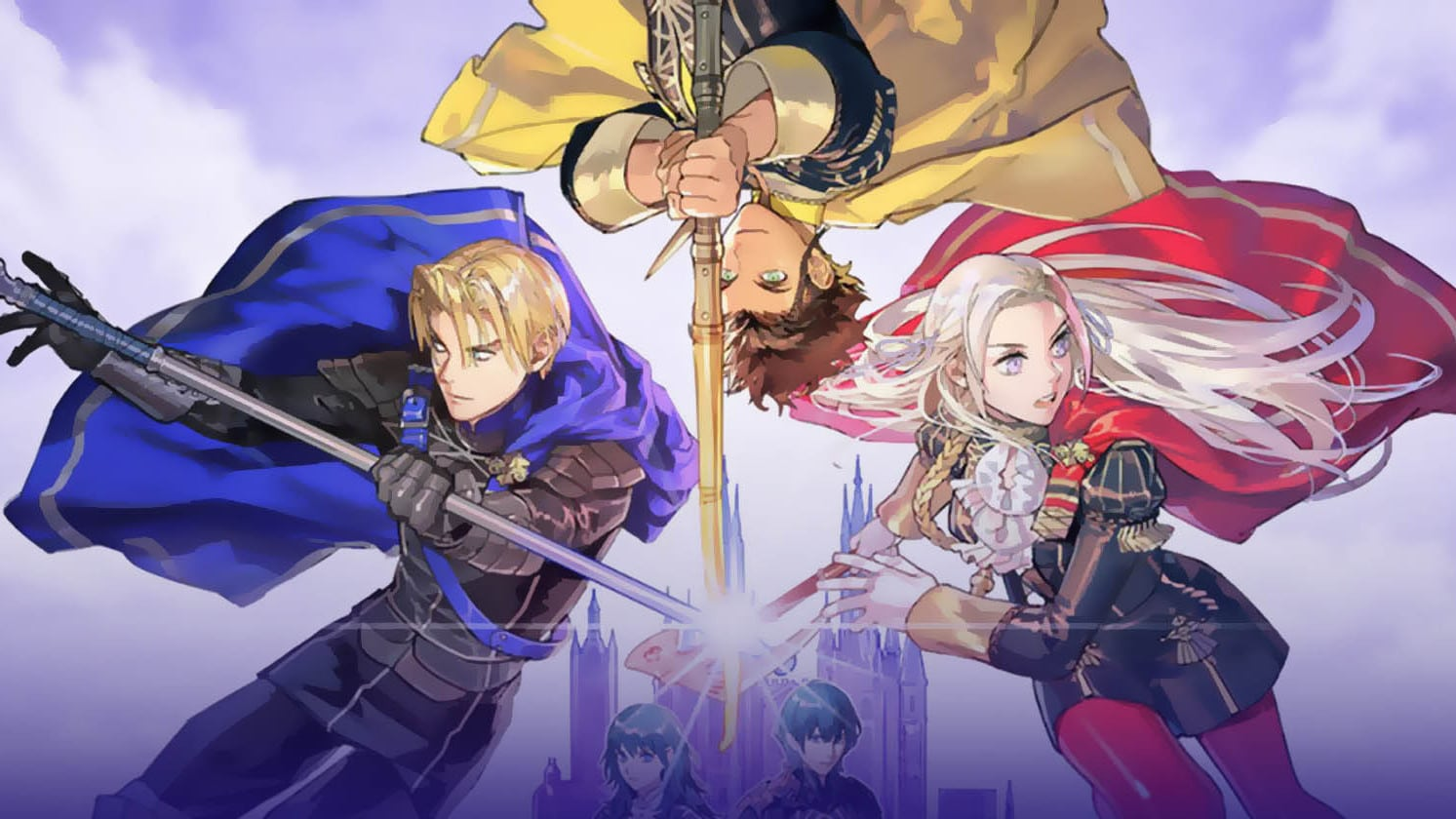 Fire Emblem: Three Houses – All paths together take over 200 hours