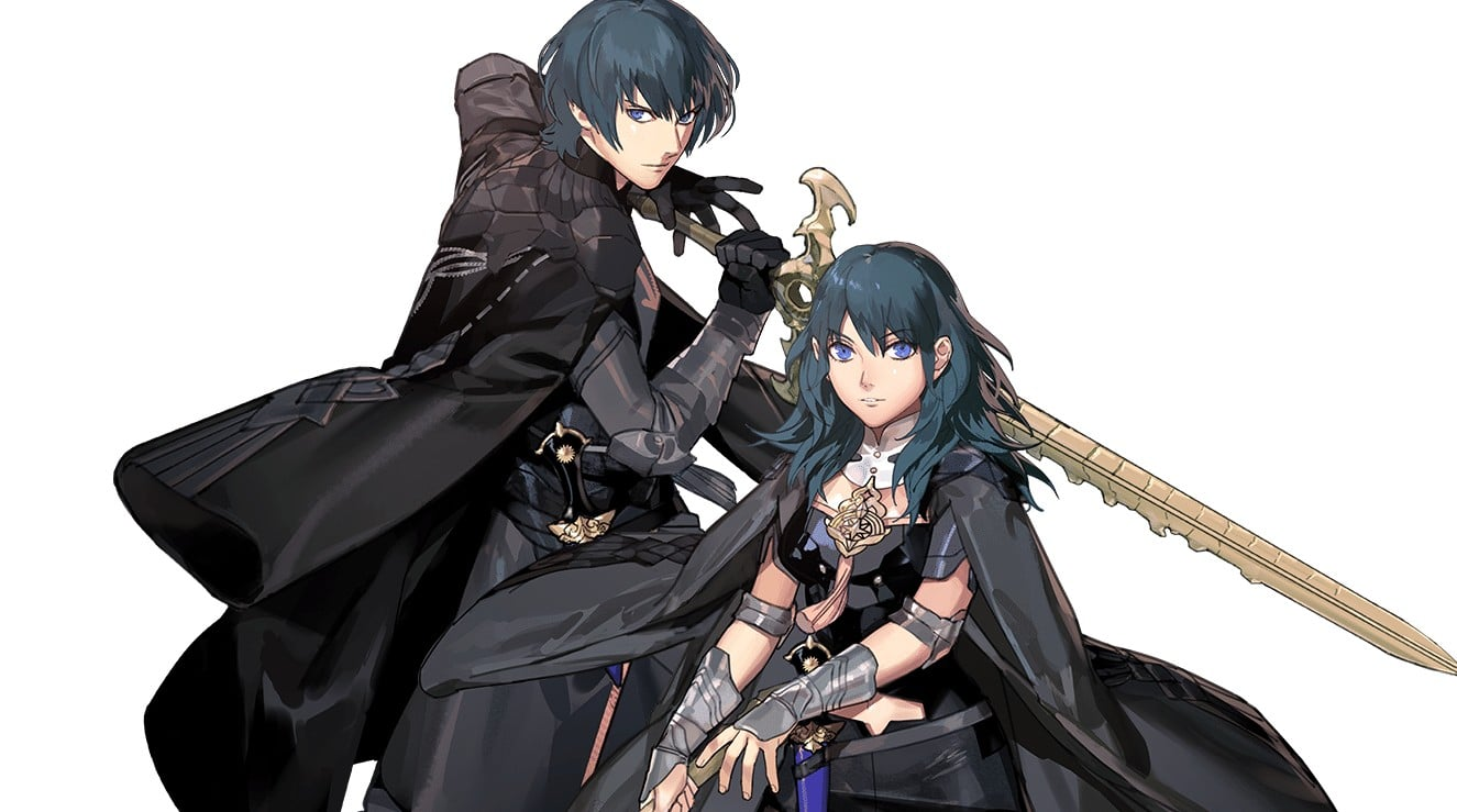 Image result for fire emblem three houses byleth