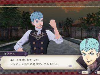 Nieuws - Fire Emblem: Three Houses Caspar Details