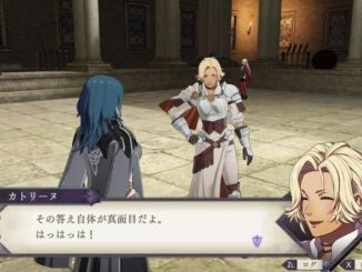 Fire Emblem: Three Houses – Catherine Details
