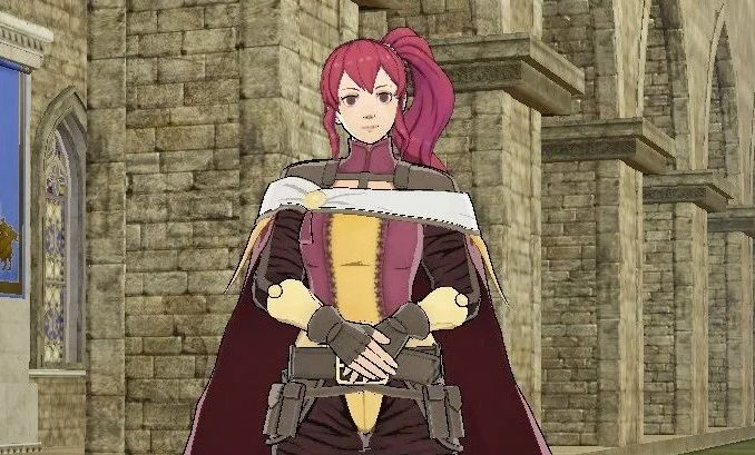Nieuws - Fire Emblem: Three Houses Cindered Shadows DLC – Trickster Class Details