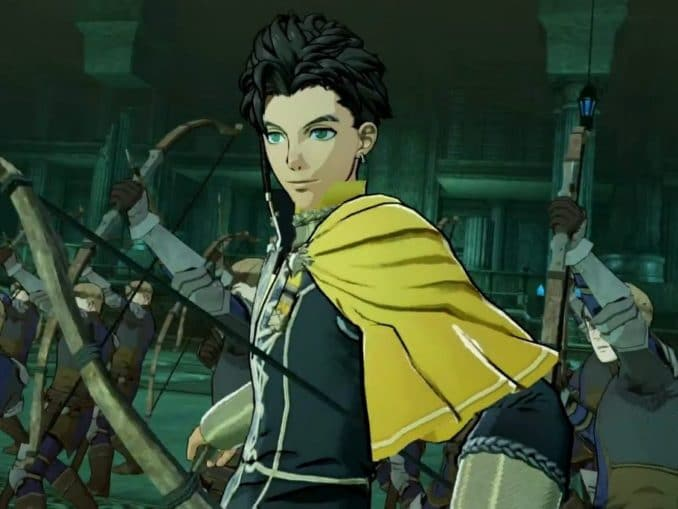 Nieuws - Fire Emblem: Three Houses – Claude details