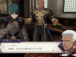 Fire Emblem: Three Houses – Cooking details