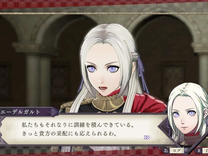 Nieuws - Fire Emblem: Three Houses – Edelgard details