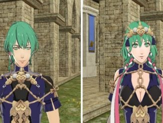 Fire Emblem: Three Houses – Expansion pass – Sothis Regalia kostuum beschikbaar