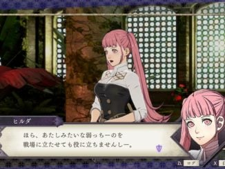 Nieuws - Fire Emblem: Three Houses – Hilda details