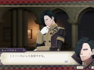 Nieuws - Fire Emblem: Three Houses – Hubert details