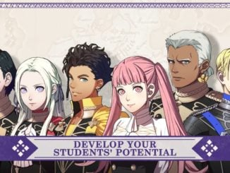 Nieuws - Fire Emblem: Three Houses – Maak kennis met de Officers Academy